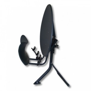 Wave Frontier T90 Multi Feed Toroidal Satellite Dish